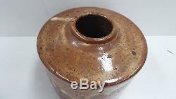 Vintage Jeff Mincham Australian Pottery Vase / Pot Studio Ceramic Artist
