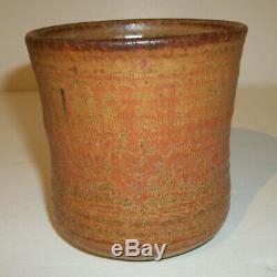 Vintage Karen Karnes Studio Pottery Cup / Mug / Vase /Yunomi Vermont New York