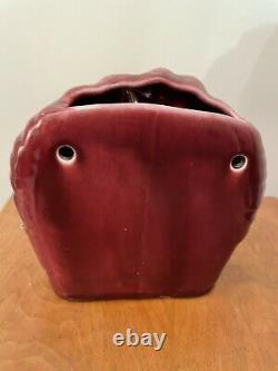 Vintage MCP Sydney No. 132 Mingay Pottery Disney's Thumper Wall Vase