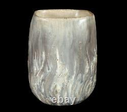 Vintage Mary Erckenbrack Mary E California Studio Art Pottery Vase Mid-century