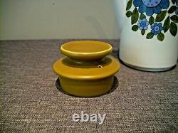 Vintage Mid-Century J&G Meakin Studio Pottery Coffee/Tea Set (Retro 1960's)
