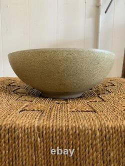 Vintage Mid Century Martz Marshall Studios Pottery Ceramic Bowl