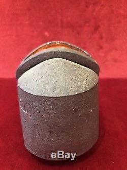 Vintage Mid Century Studio Pottery Vase Alan Meisel Laney & Mills College
