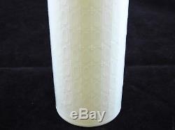 Vintage Rosenthal Studio Line Bjorn Wiinblad White Porcelain Eva Vase Sculpture