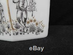 Vintage Rosenthal Studio Line German Porcelain Raymond Peynet Design Vase France