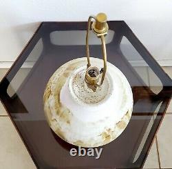 Vintage Studio Art Pottery Ceramic MID Century Modern Table Lamp 24