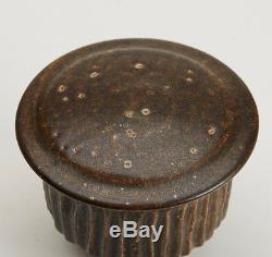 Vintage Studio Pottery Lidded Jar Colin Kellam 20th C