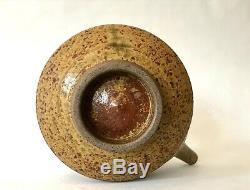 Vintage Studio Pottery Stoneware Footed Tea Pot David Shaner Unmarked