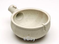 Vintage Studio Pottery'saucepan' Bowl Judith Gilmour 20 C