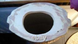 Vintage Tremaen Pottery Ruan Hieroglyphic Lamp Base 1978-1980