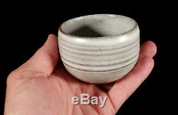 Vintage Vivika Otto Heino Hand Thrown Studio Art Pottery Cup Tea Bowl California