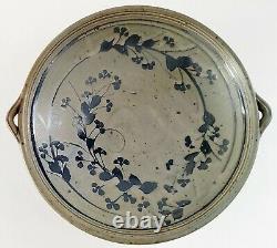 Vtg MID Century Modern Art Studio Pottery Charge Plate Bethel Pike Alan Patrick
